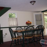 Living / Dining Area Cottage E