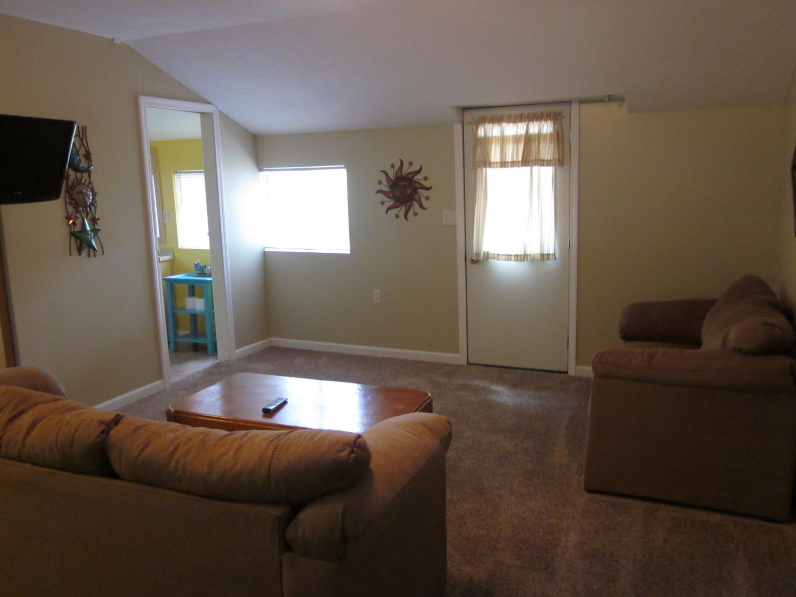 Living Area Cottage D