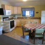 Kitchen area Cottage C